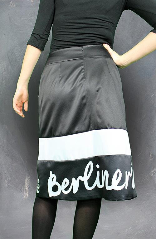 Rock - Ich bin eine Berlinerin